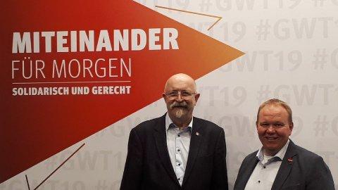 Gerhard Gertsen und André Arenz