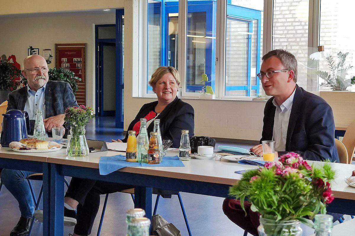 Gerhard Gertsen, Claudia Middendorf, Matthias Wirth