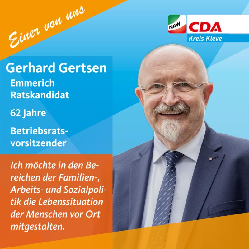 Gerhard Gertsen