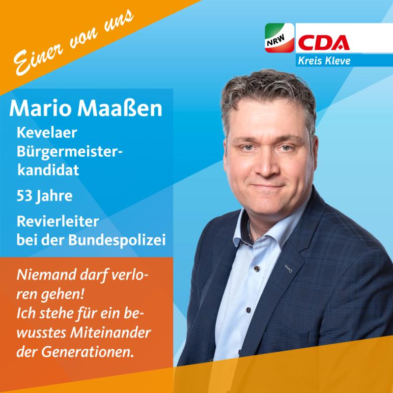 Mario Maaßen