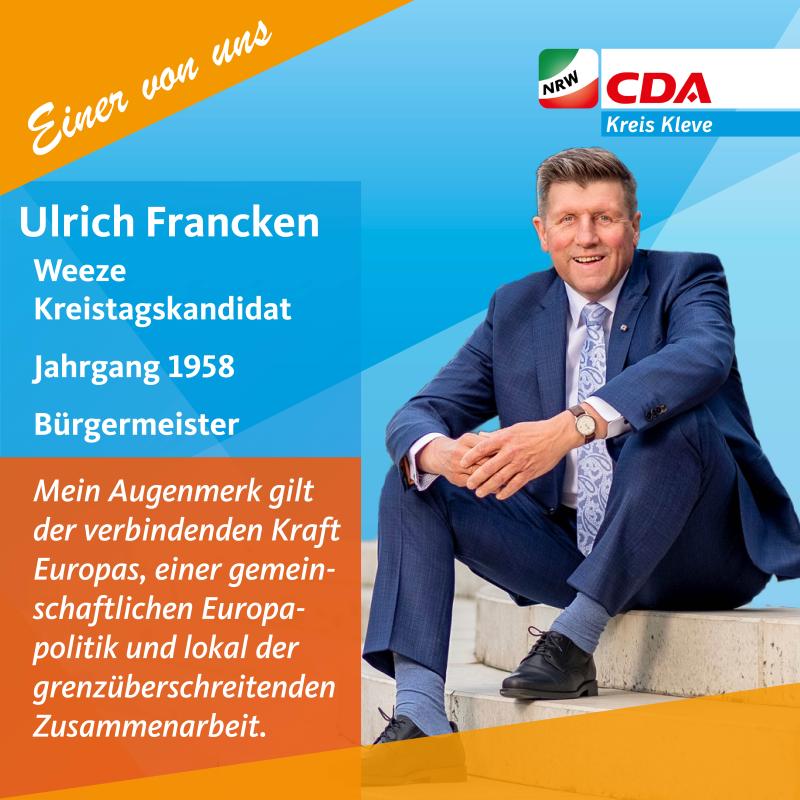 Ulrich Francken